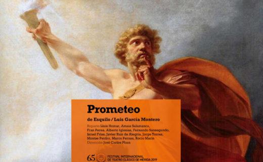 Prometeo - festival teatro clasico merida - jose carlos plaza - alberto iglesias